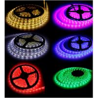 Wholesale Indoor or outdoor 12V SMD5050 waterproof RGB led light strip set for decoration from china suppliers