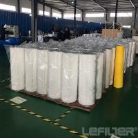 Buy cheap Dust collector pleated cartridge filter from wholesalers
