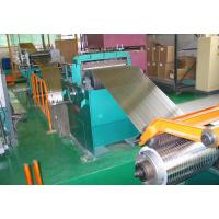 Wholesale Galvanized Steel Coil Slitting Line , 2 X 850 Hydraulic Sheet Metal Slitter Machine from china suppliers