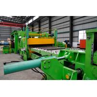 Wholesale Coil Shearing Metal Slitting Machine Width 300 Mm - 2000 Mm from china suppliers