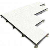 Wholesale Fireproof PVC Raised Floor Panels , Raised Flooring For Server Room from china suppliers