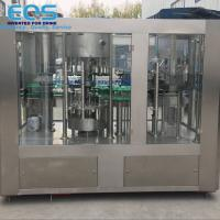 Wholesale Glass Bottling Sparkling Water And Carbonated Soda Filling Machine 3000BPH from china suppliers
