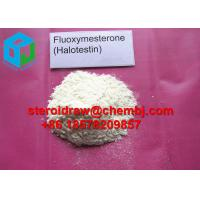 Wholesale Fluoxymesterone Raw Hormone Testosterone Powder Bodybuilding Supplements 76-43-7 from china suppliers