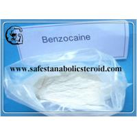 Wholesale Local Anaesthetics Benzocaine CAS 94-09-7 Pain Killer Powder Safe Delivery from china suppliers