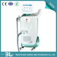 Wholesale White And Green Diode Laser Hair Removal Machine Womens Beauty Equipment from china suppliers