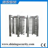 shenzhen new three channels full height turnstiles .jpg