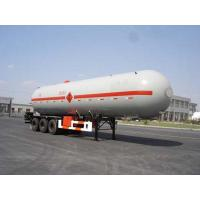 Wholesale 51000L-3 axles-Liquid Gas Lorry Tanker for Liquid Propylene from china suppliers