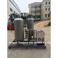 Wholesale 99.999% Purity Stainless Steel PSA Nitrogen Generator 0.1-0.65 Mpa For Food Fresh Packing from china suppliers