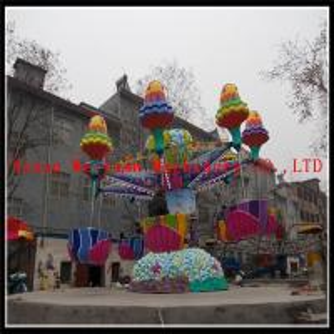 Wholesale Kiddie park amusement jellyfish/playground funfair amusement happy jellyfish rides from china suppliers