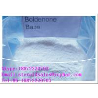 Wholesale Growth Hormone Powder Boldenone Base / Muscle Gain Steroids ISO SGS Certification from china suppliers
