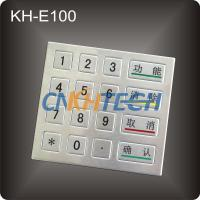 Wholesale Stainless steel ATM Encrypting PIN Pad from china suppliers
