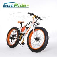 Wholesale 26 Inch Tires 2 Wheel Electric Bike Outdoor Off Road Dirt Electric Snowmobile Bikes High Speed from china suppliers