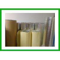 Wholesale Glue Aluminum Foil Self Adhesive Heat Shield Material High Efficiency from china suppliers