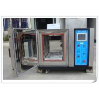 Wholesale High - Tech Desktop Thermal Humidity Test Chamber / High Low Temperature Test Chamber from china suppliers
