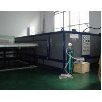 Wholesale 1 layer(One in and one out) glass vacuum laminating machine, fabric glass laminator from china suppliers