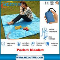 Quality Outdoor Pocket Blanket for Camping/Traveling/Picnic/Hiking for sale