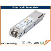 Wholesale High Speed 100G Fiber Optic Transceiver QSFP28 Multimode SFP Transceiver Module from china suppliers