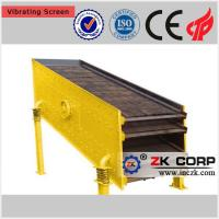 Wholesale Linear and Circular Vibrating Screen for Mining Industry Company from china suppliers
