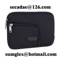 Wholesale neoprene padded laptop sleeves,notebook sleeve with handle,cute neoprene sleeve from china suppliers