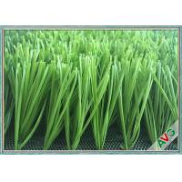 Wholesale Cesped Artificial Football Artificial Turf / Synthetic Grass Gentle To Skin from china suppliers