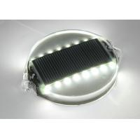 Wholesale Super Capacitor LED Solar Road Stud , Pavement Traffic Lane Markers 10 Years Life from china suppliers
