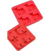 Wholesale Animal Shape Silicon Cake Mould, Food Grade Eco-friendly Silicone Kitchenware from china suppliers