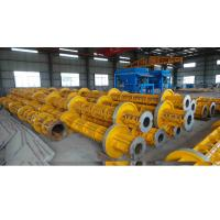 Wholesale Electric Prestressed Concrete Poles Welding technology Running Wheel from china suppliers