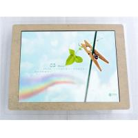 Wholesale 13 Inch 4 / 3 LCD Digital Photo Frame For Supermarket 110V - 240V 50Hz / 60Hz from china suppliers