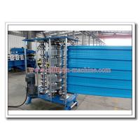 Wholesale Steel & Aluminium Bull-nosing Roofing Sheet Crimping Machine for Corrugated or IBR Profile from china suppliers
