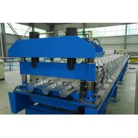 Wholesale Floor Deck Roofing Sheet Forming Machine PLC Panasonic For Steel Structure from china suppliers