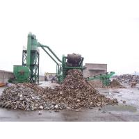 Wholesale 450 KW PSX Scrap Shredder Flattened Car Bodies Tin Plate PLC Operation from china suppliers