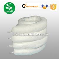 Oil Absorbent Sock boom 100% polyproplene Fiber  for oil spill control