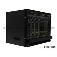 Wholesale Dual Power Supply Optical Line Terminal , 10g EPON OLT Terminal With 40 PON SFP Slots from china suppliers