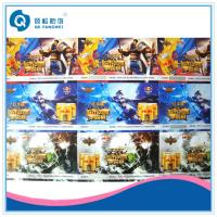 Wholesale Tear Proof Water Transfer Printed Self Adhesive Labels For Frozen Food from china suppliers