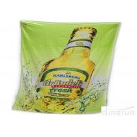 Quality 21S Cotton Cut Pile Custom Printed Beach Towels for Adults 75*150cm for sale