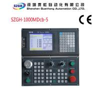 Wholesale 5MHz 5 axis support plc &USB file processing  CNC Milling Machining Center from china suppliers