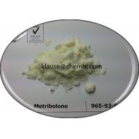 Wholesale Trenbolone Steroids Metribolone 965-93-5 Trenbolone Steroids For Cancer Treatment from china suppliers