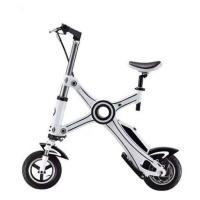Wholesale X Travel Energy Saving HoverBoards Electric Scooters , E Bike Folding Mini Electric Bike from china suppliers
