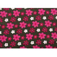 "Wholesale 100% Cotton Floral Corduroy Fabric Dressmaking Fabric Width 57"" / 8"" from china suppliers"