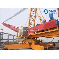 Wholesale Construction Derrick Tower Crane 10 Tons Capacity With Inverter Controlling from china suppliers