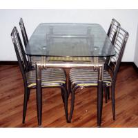 Wholesale Hot Bending Toughened Furniture Glass Tops Rectangular / Square For Coffee Table from china suppliers