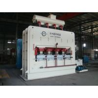 Buy cheap short cycle laminating hot press from wholesalers