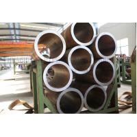 Wholesale Tempered BK EN 10305-1 E355 Hydraulic Cylinder Pipe , Round Honed Steel Tube from china suppliers
