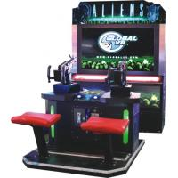 Wholesale Music Shooting Arcade Game Machine Aliens Extermination For Kids MS-QF060-3-52 from china suppliers