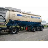 Wholesale Export To Vietnam Semi Tanker Trailers Bulk Cement Trailer Sale from china suppliers