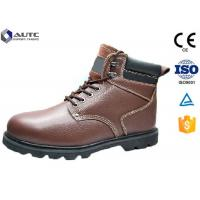 China Air Wear Walking PPE Safety Shoes , Trendy Comfortable Safety Shoes Fashionable on sale