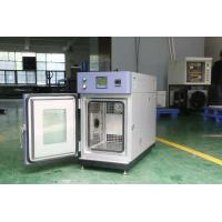 China Desktop Battery Laboratory Testing Equipment , 150L Climatic Ozone Aging Test Chamber on sale