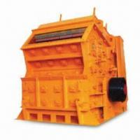 Wholesale Rock Impact Crusher with 20 to 280T/Hour Capacity, Used in Quarrying and Mining from china suppliers