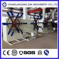 Wholesale Automatic Plastic Pipe Winding Machine High efficiency 10-40N M Powe from china suppliers