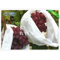 Wholesale Eco Friendly Recyclable Fruit Protection Bag Heat Sealing / Drawstring with UV Treatment from china suppliers